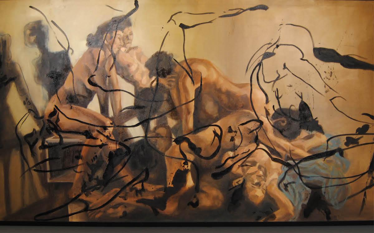 Melanie Castro Macaya on Nude Art