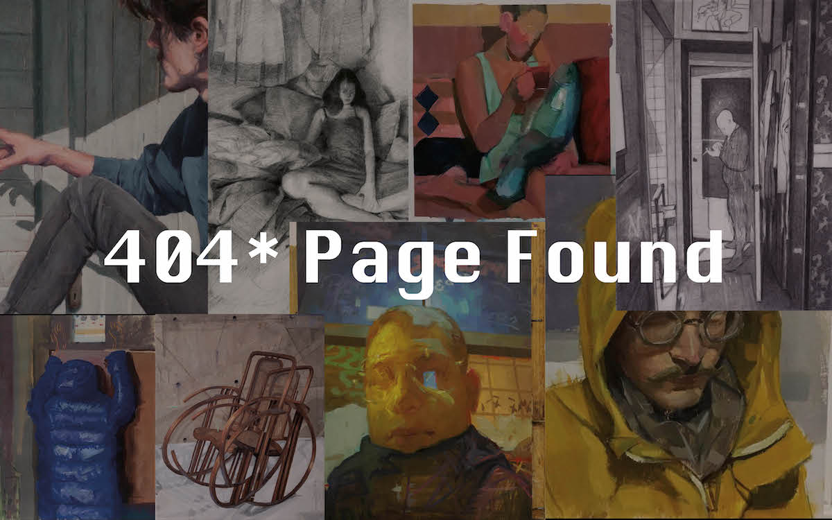404 - Page Found