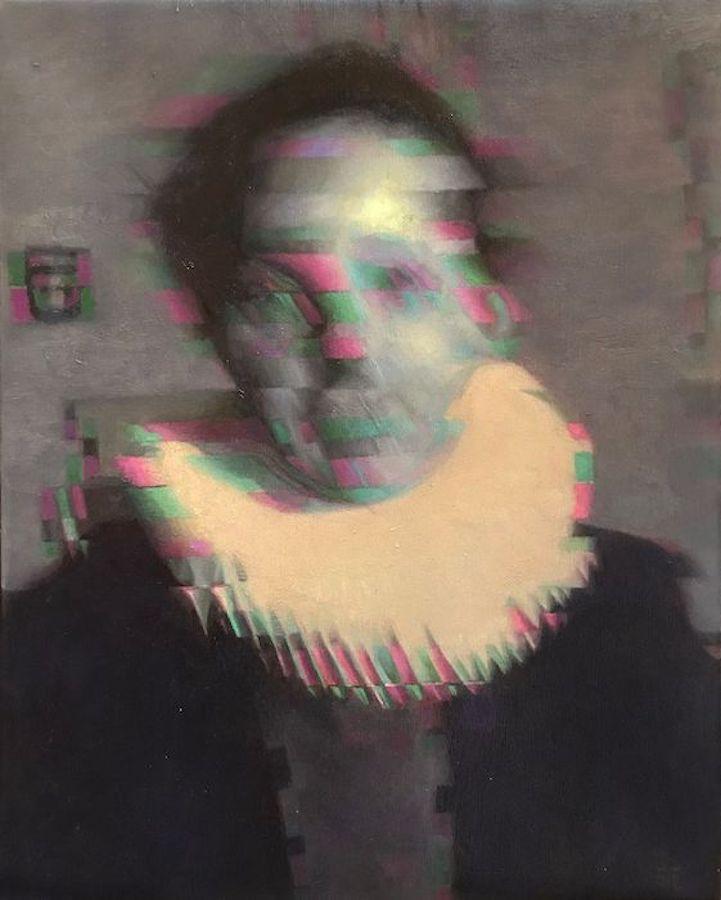 Monochromefaced, Diego Palacios