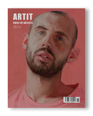 ISSUE 11 - Portraits & Figures